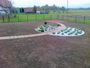 namakalni sistemi za vrt