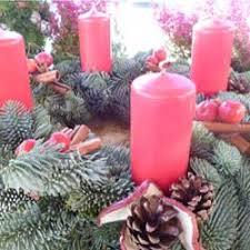 dekoracija za božično večerjo