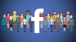 facebook podjetje
